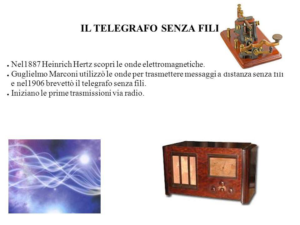 IL TELEGRAFO SENZA FILI
