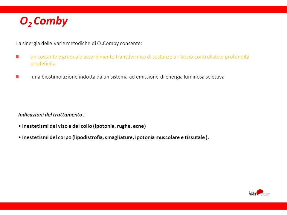 O2 Comby La sinergia delle varie metodiche di O2Comby consente: