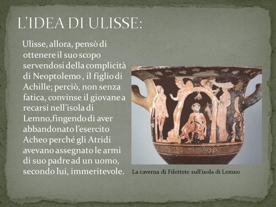 L'IDEA DI ULISSE: