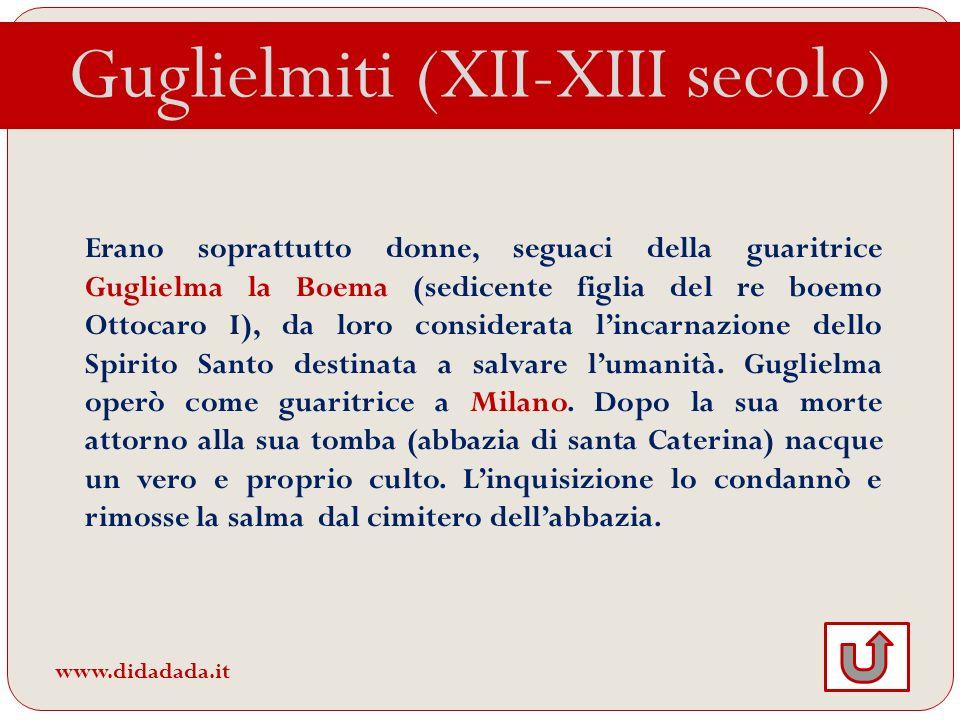 Guglielmiti (XII-XIII secolo)