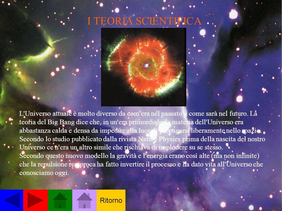 I TEORIA SCIENTIFICA