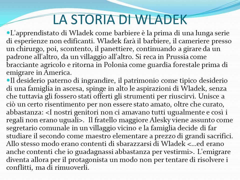 LA STORIA DI WLADEK