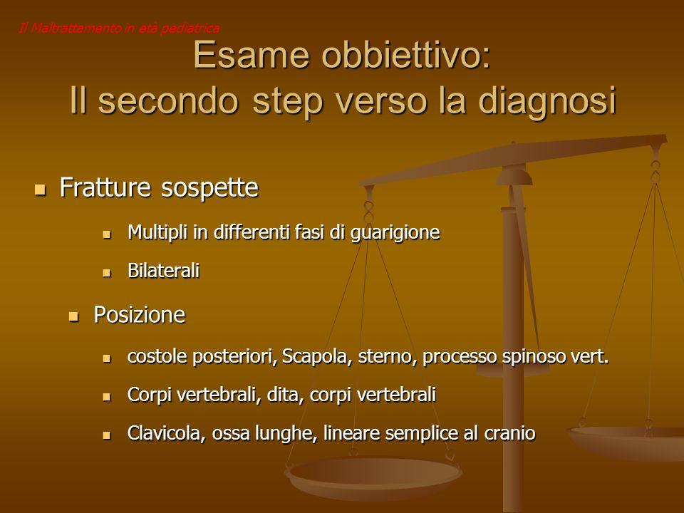 Il secondo step verso la diagnosi