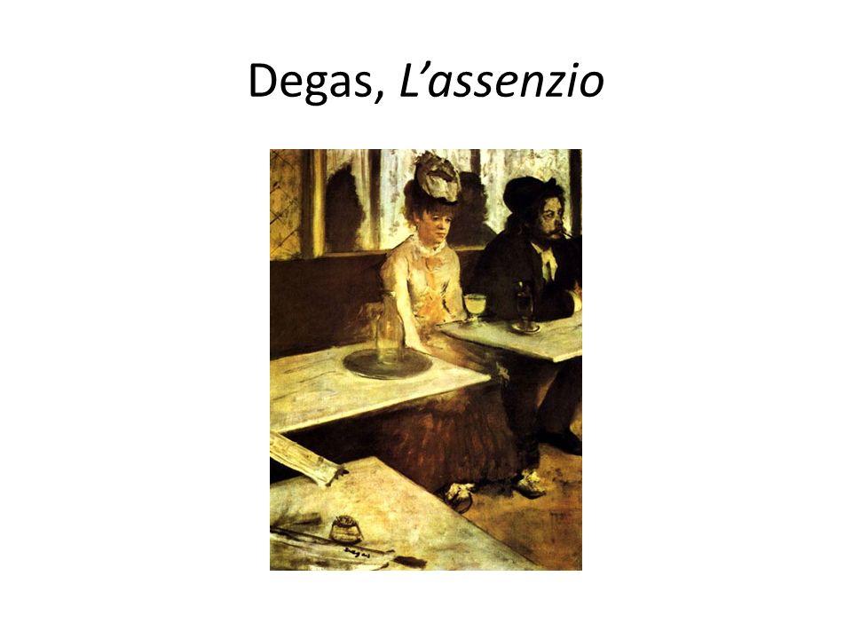 Degas, L'assenzio