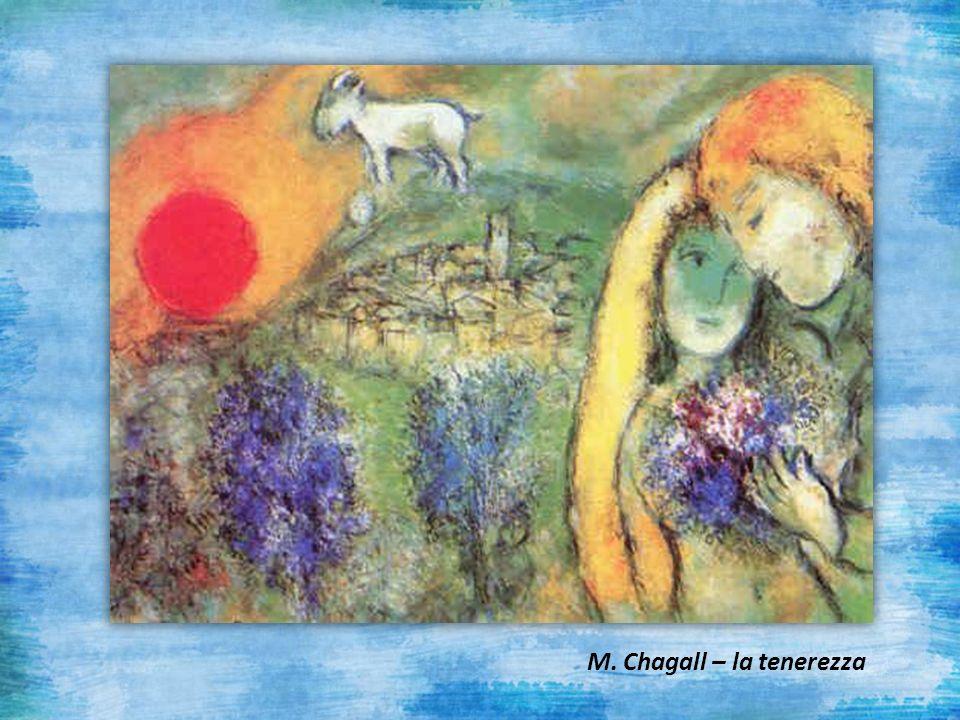 M. Chagall – la tenerezza