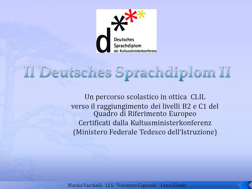 Il Deutsches Sprachdiplom II