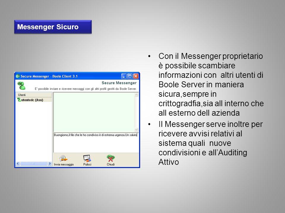 Messenger Sicuro