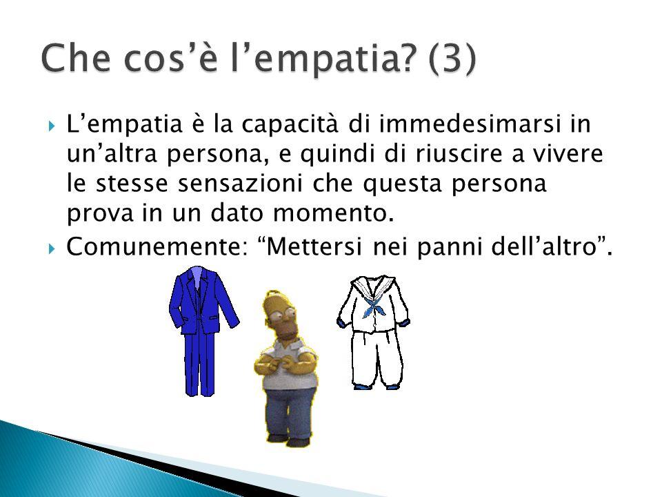 Che cos'è l'empatia (3)