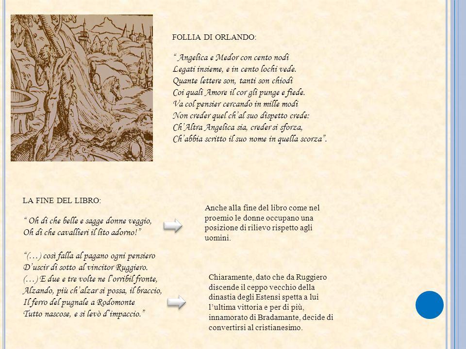 Angelica e Medor con cento nodi
