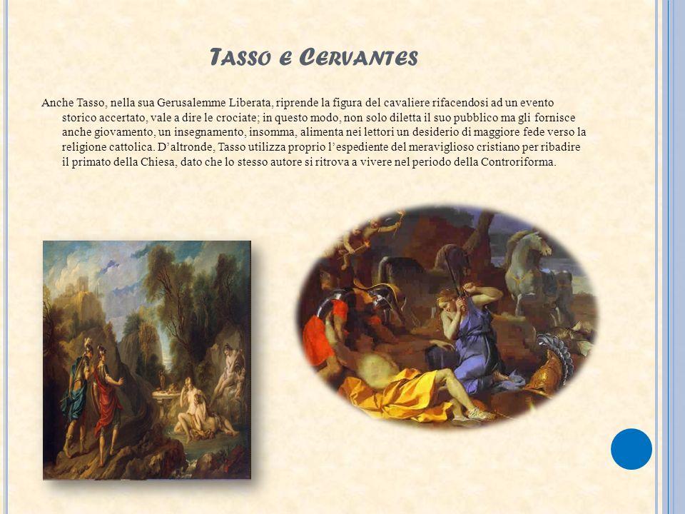 Tasso e Cervantes