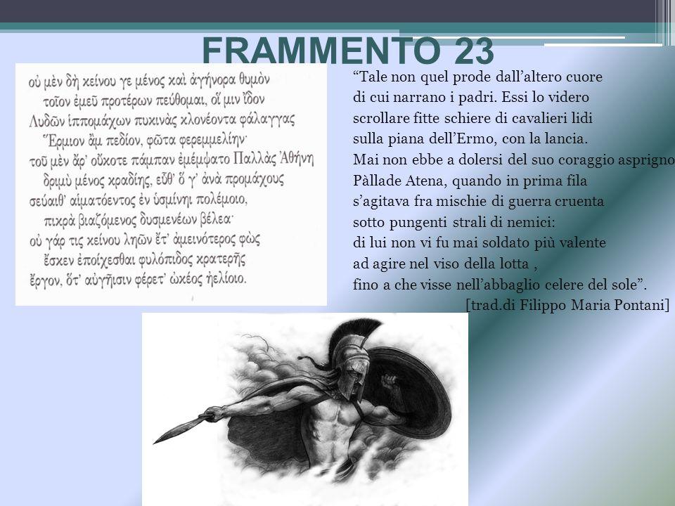 FRAMMENTO 23