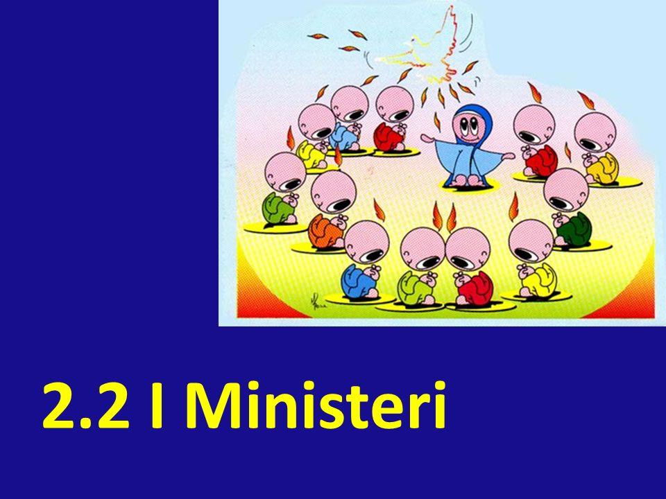 2.2 I Ministeri