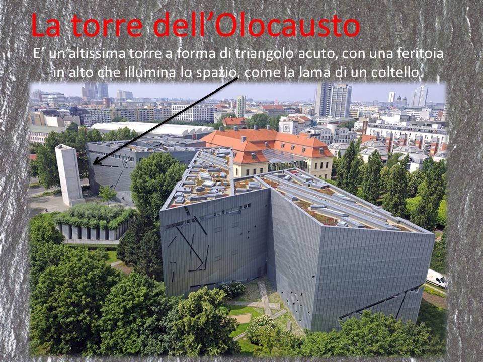 La torre dell'Olocausto