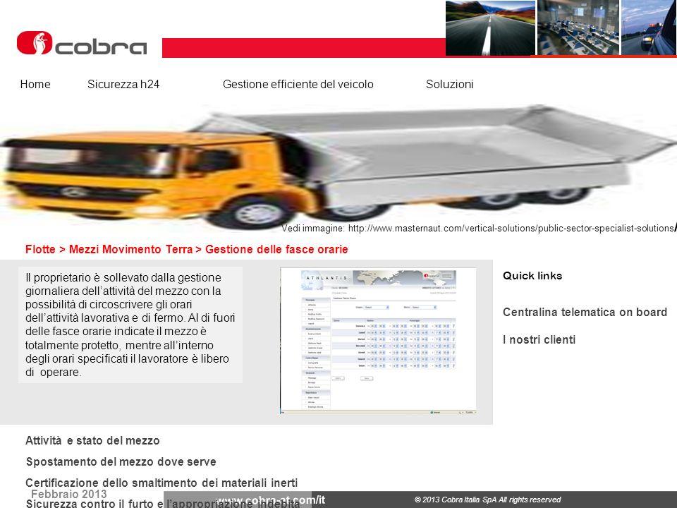 Home Sicurezza h24 Gestione efficiente del veicolo Soluzioni