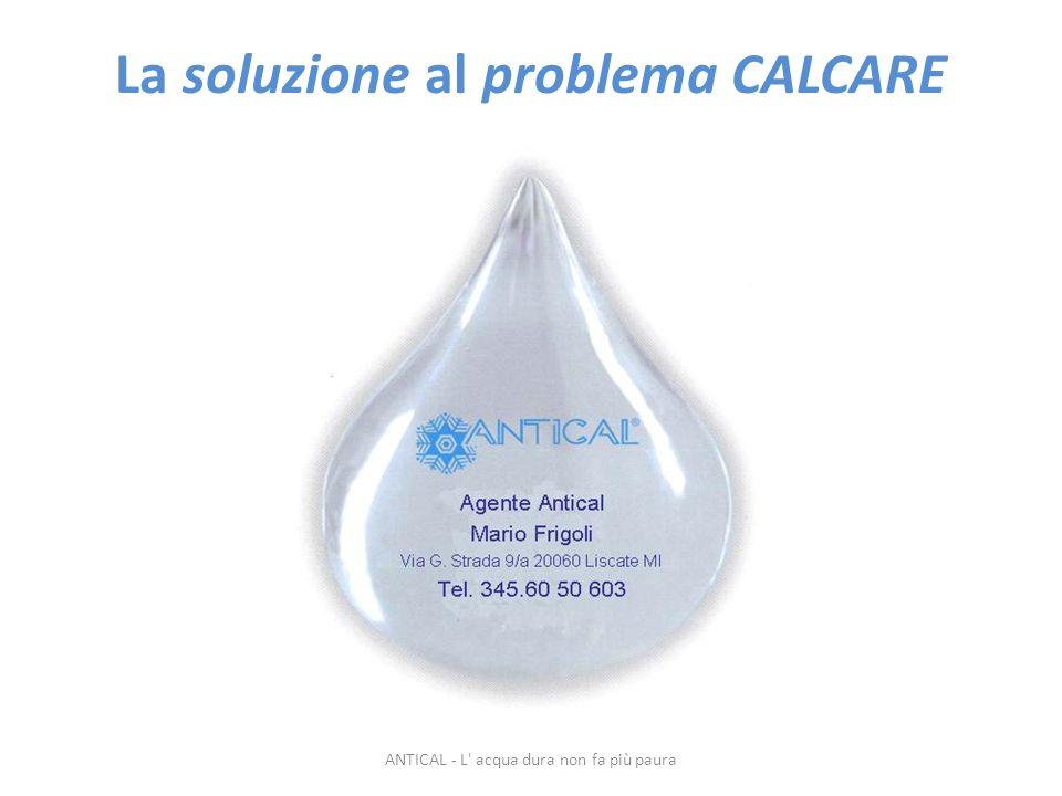 La soluzione al problema CALCARE