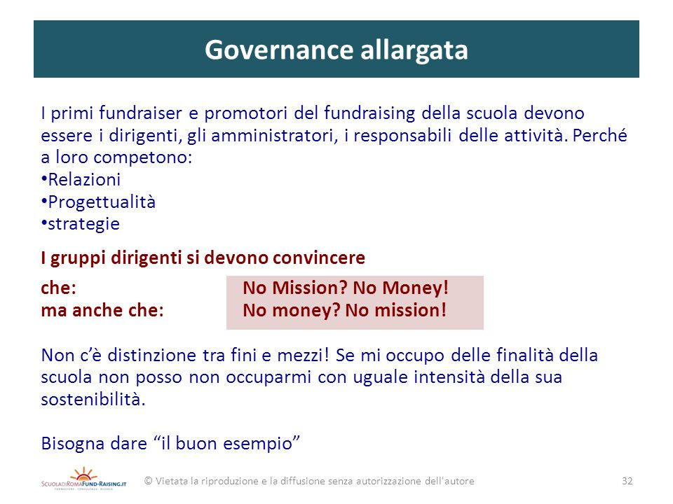 Governance allargata