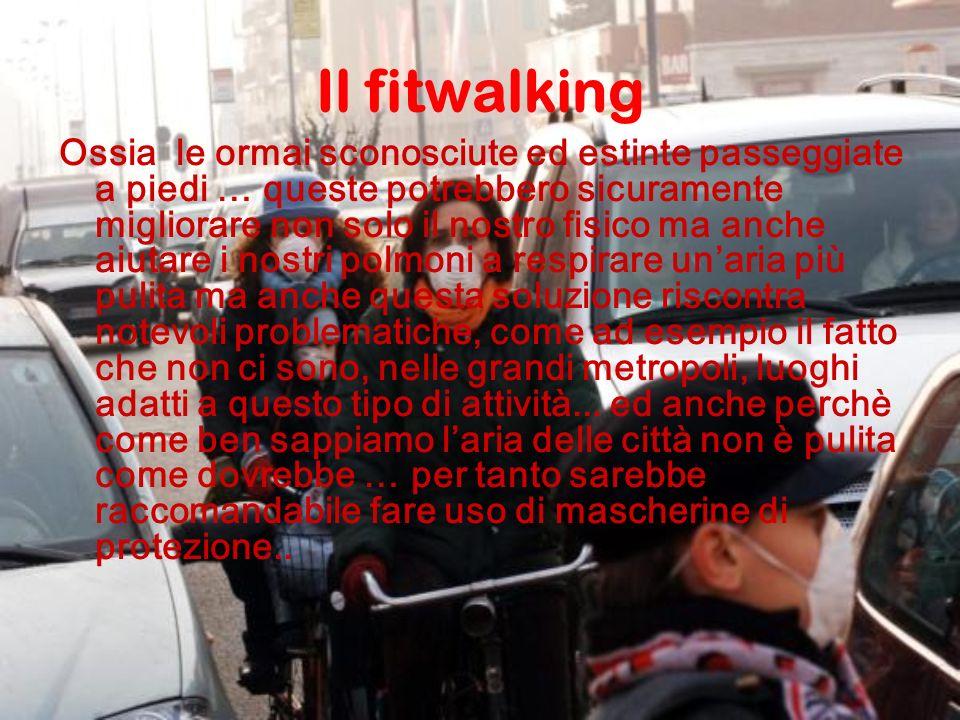 Il fitwalking