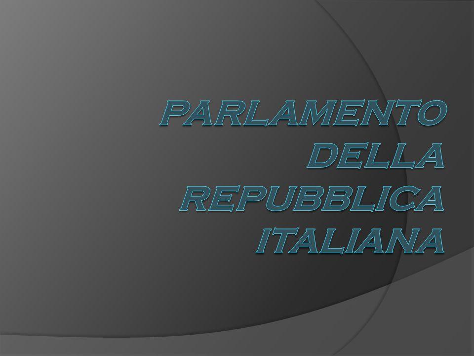 Parlamento della Repubblica Italiana