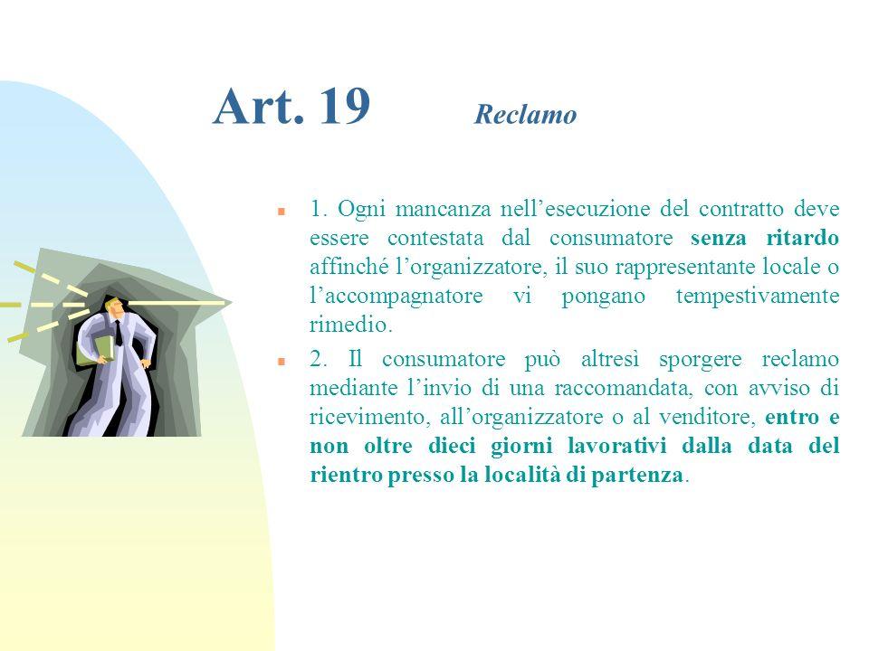 29/03/2017 Art. 19 Reclamo.