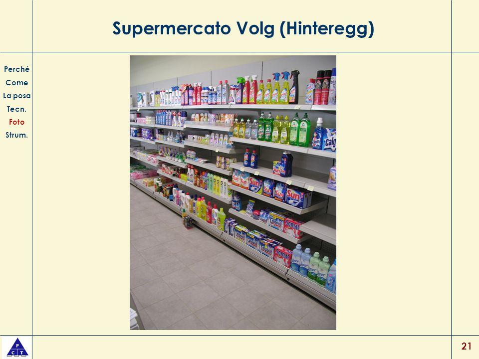 Supermercato Volg (Hinteregg)