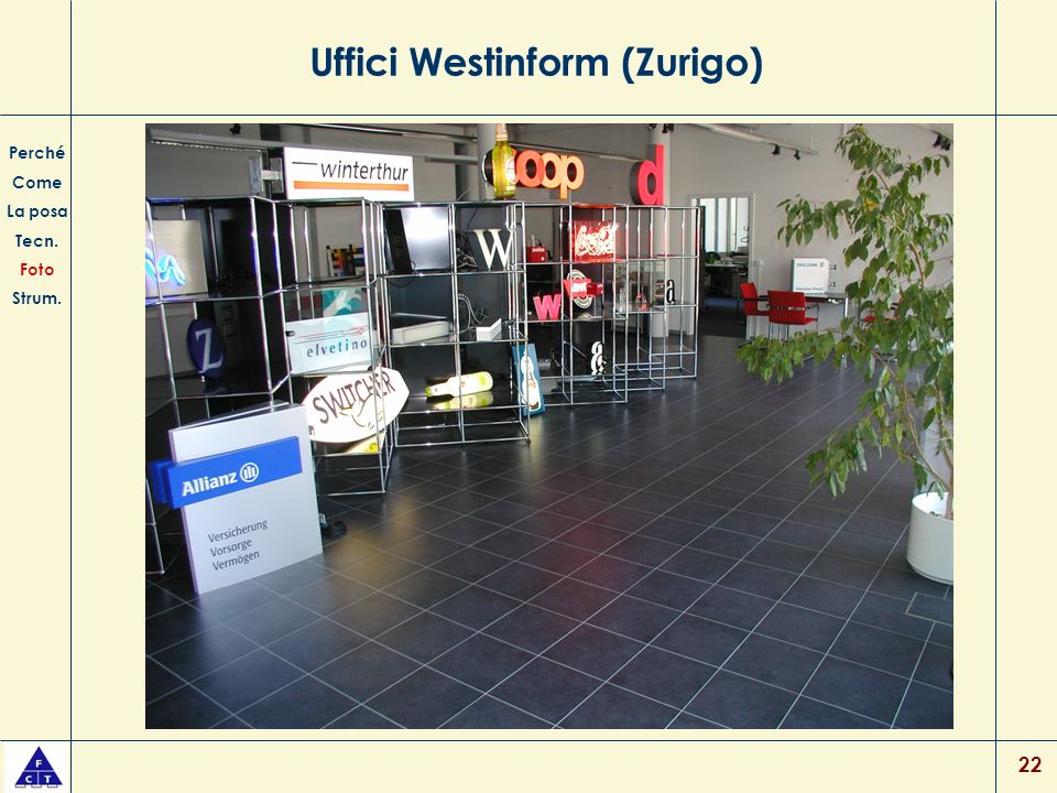 Uffici Westinform (Zurigo)