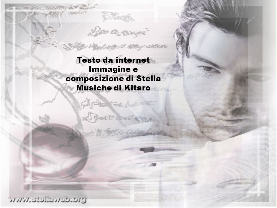 Immagine e composizione di Stella