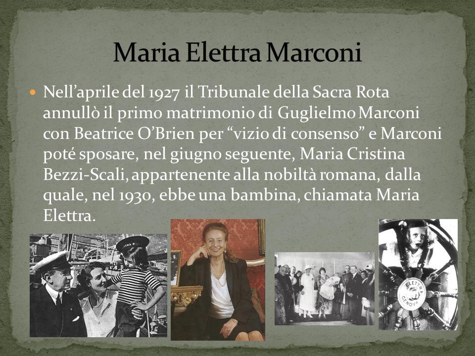 Maria Elettra Marconi