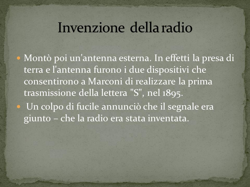 Invenzione della radio