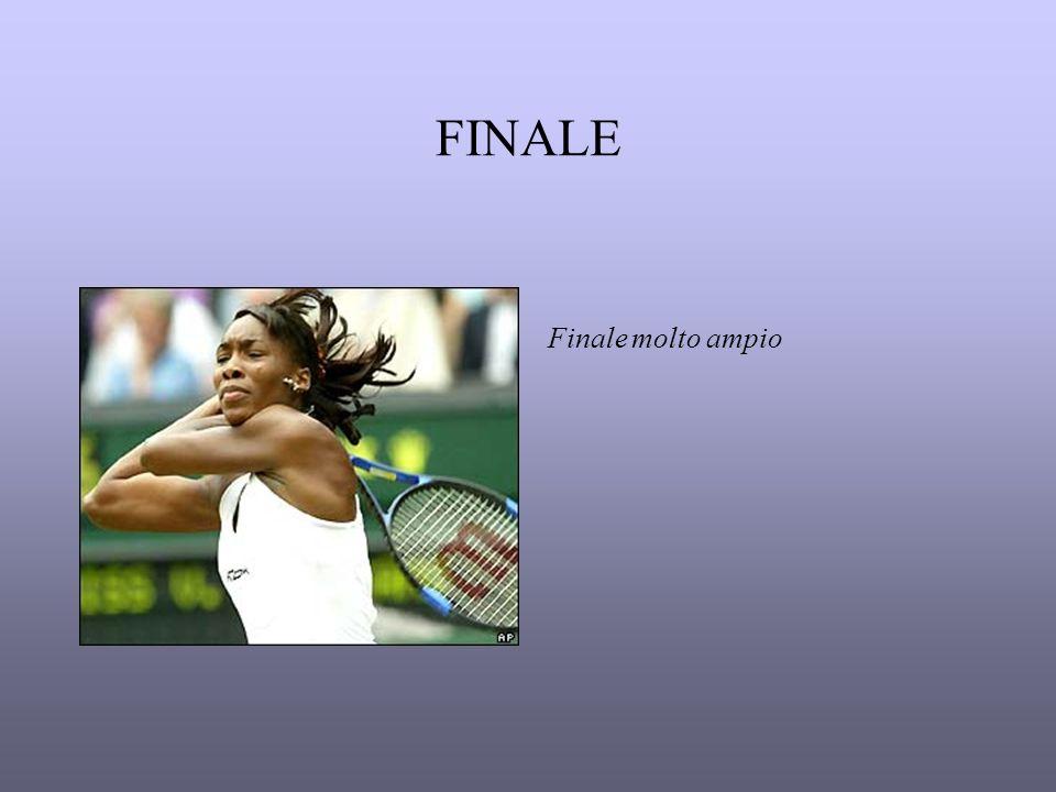 FINALE Finale molto ampio