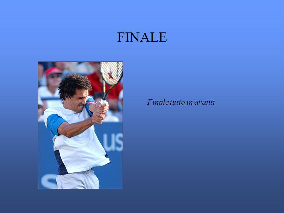 FINALE Finale tutto in avanti