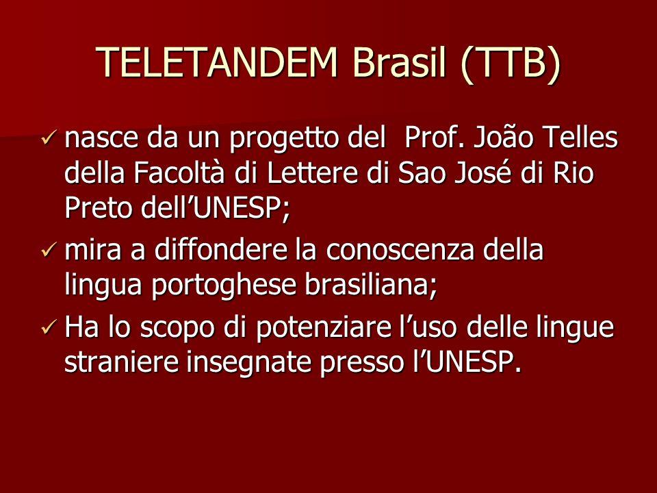 TELETANDEM Brasil (TTB)