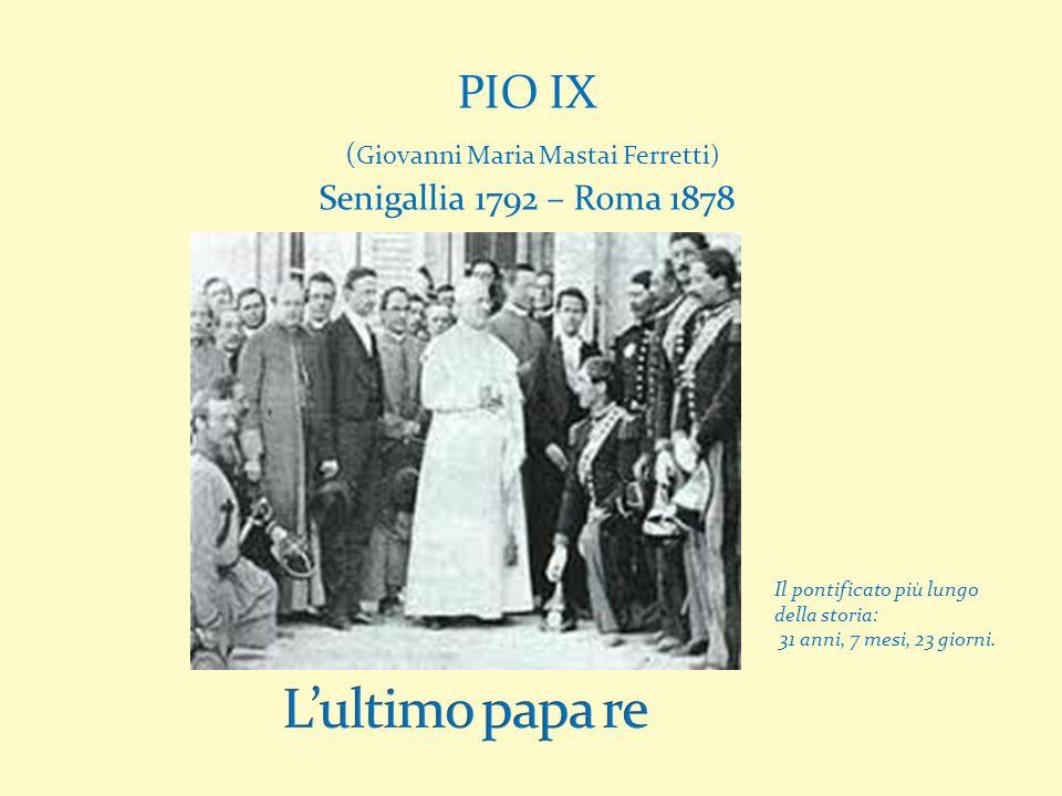 (Giovanni Maria Mastai Ferretti)