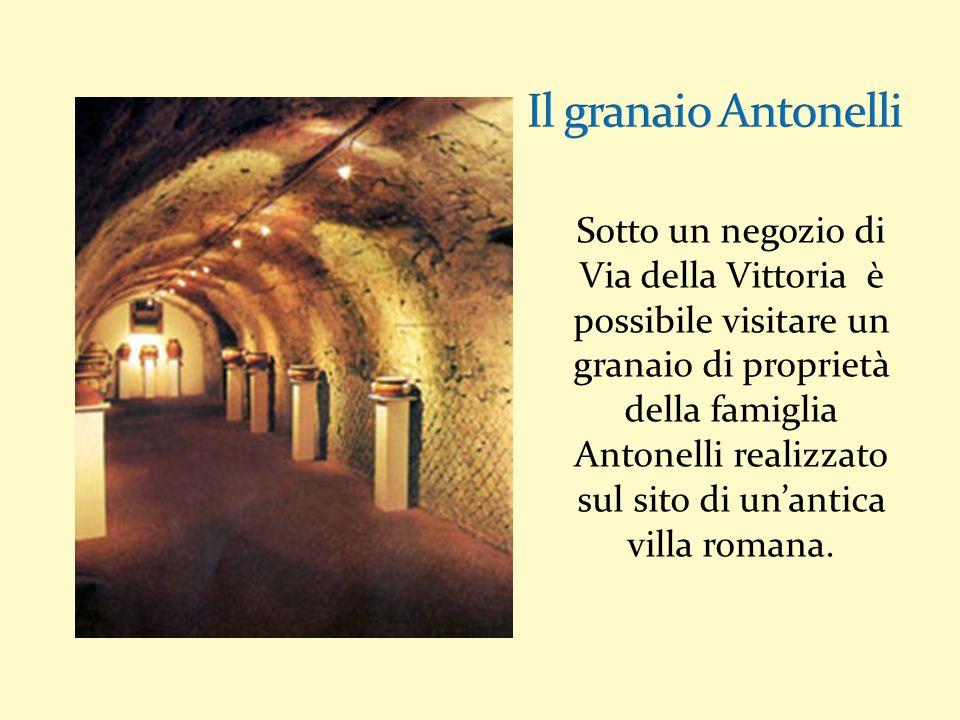 Il granaio Antonelli