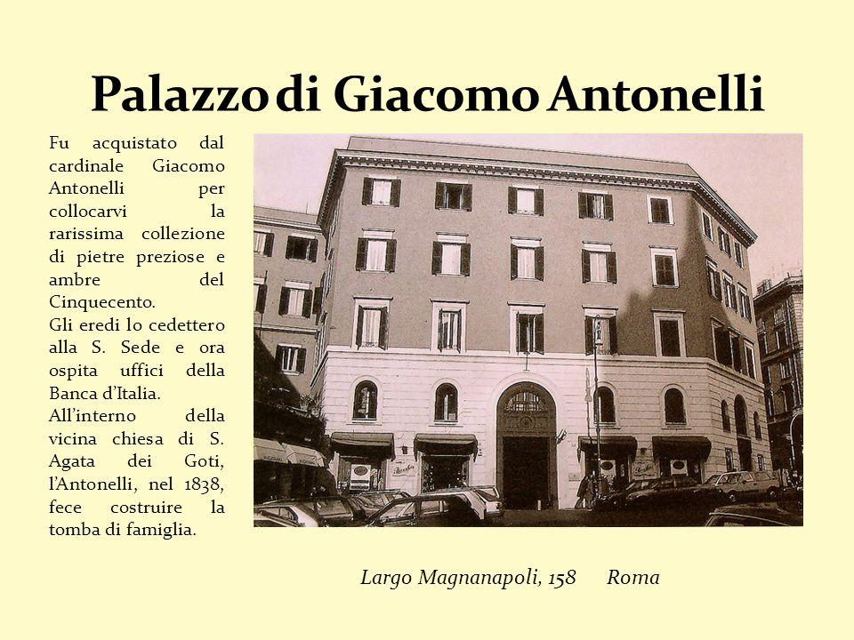 Palazzo di Giacomo Antonelli