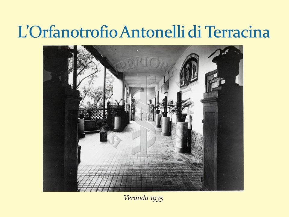 L'Orfanotrofio Antonelli di Terracina