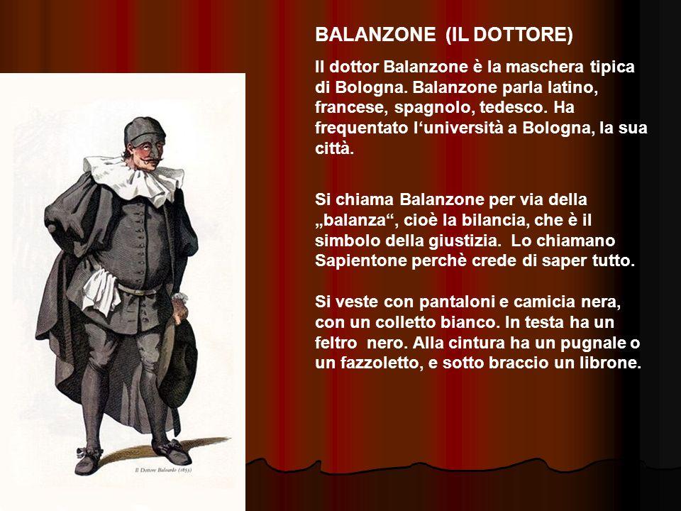 BALANZONE (IL DOTTORE)