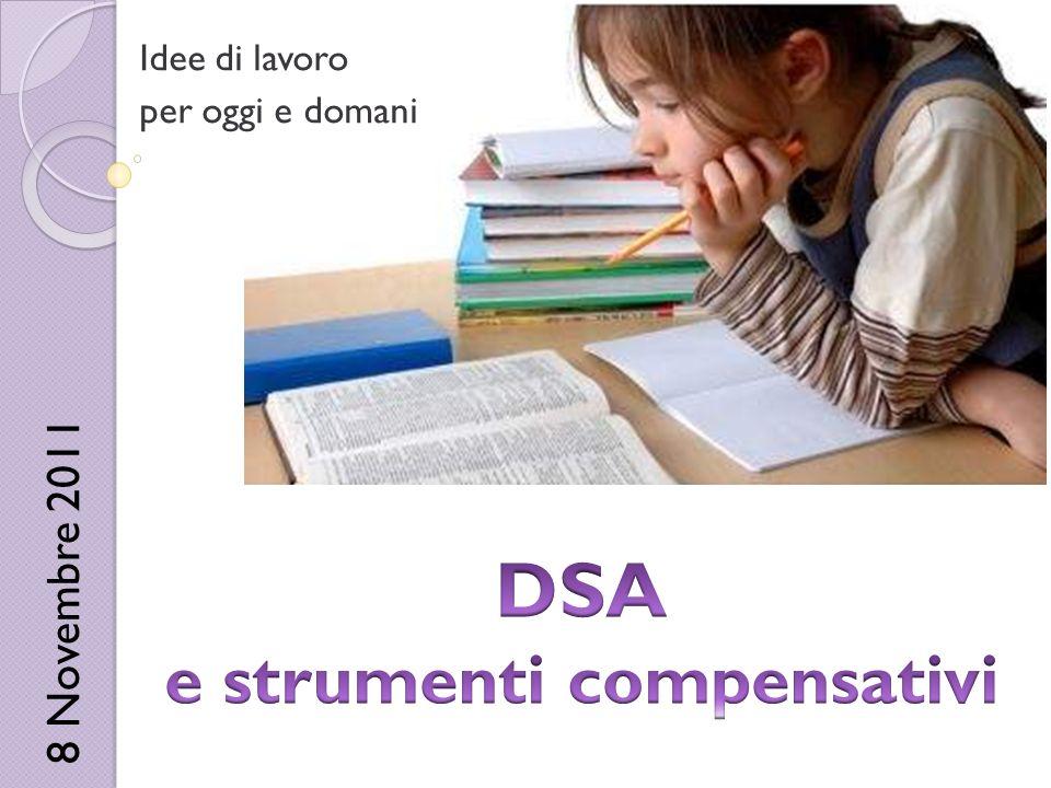 DSA e strumenti compensativi