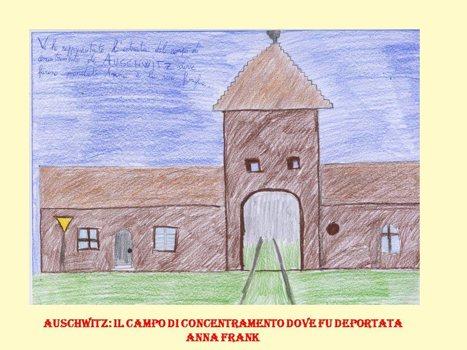 Auschwitz: il campo di concentramento dove fu deportata Anna Frank