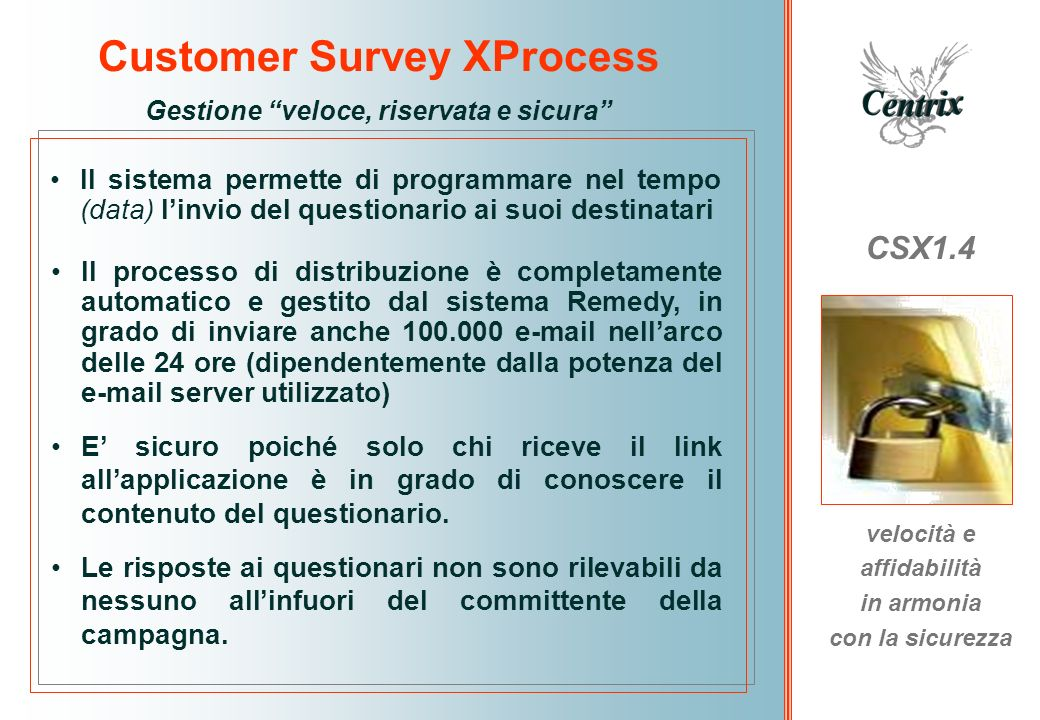 Customer Survey XProcess