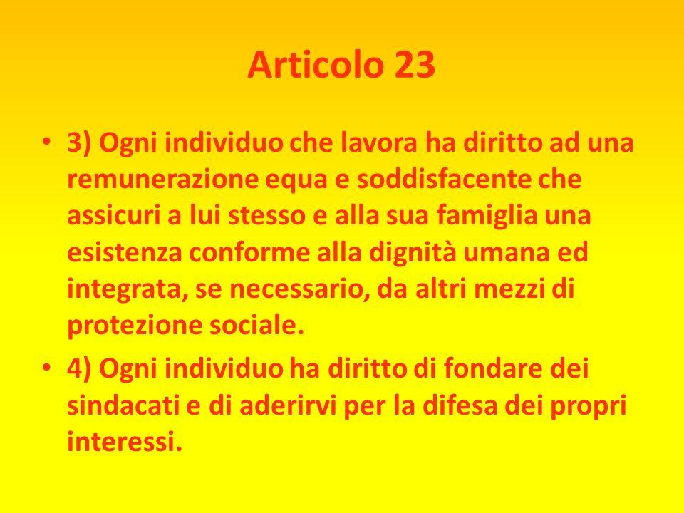 Articolo 23