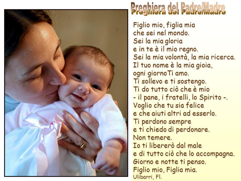 Preghiera del Padre/Madre