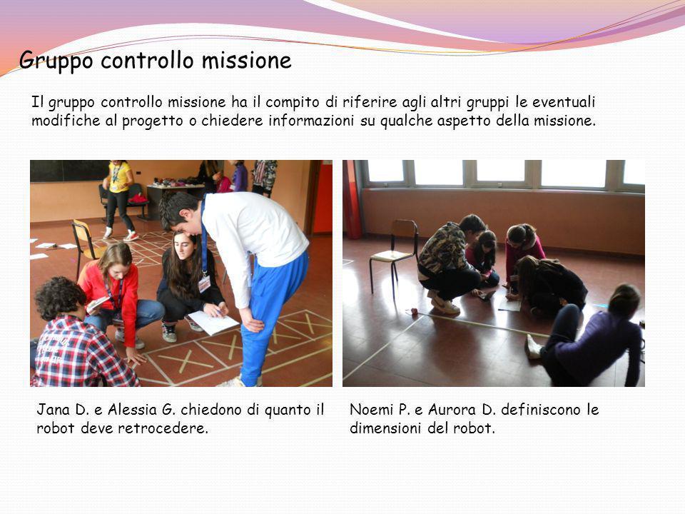 Gruppo controllo missione