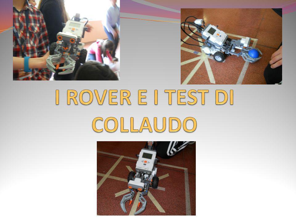 I ROVER E I TEST DI COLLAUDO