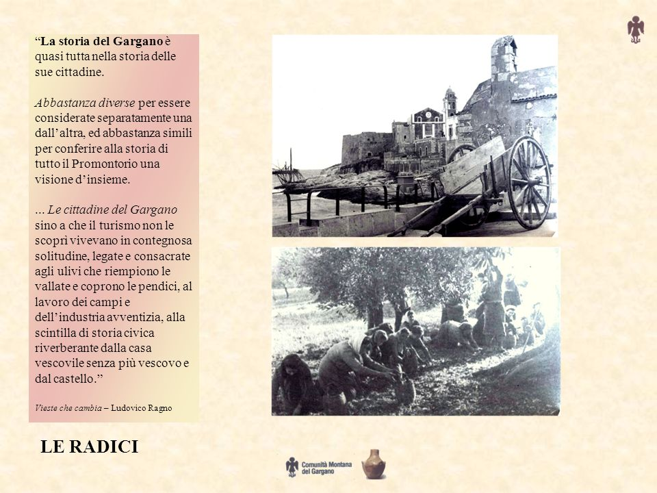 La storia del Gargano è quasi tutta nella storia delle sue cittadine