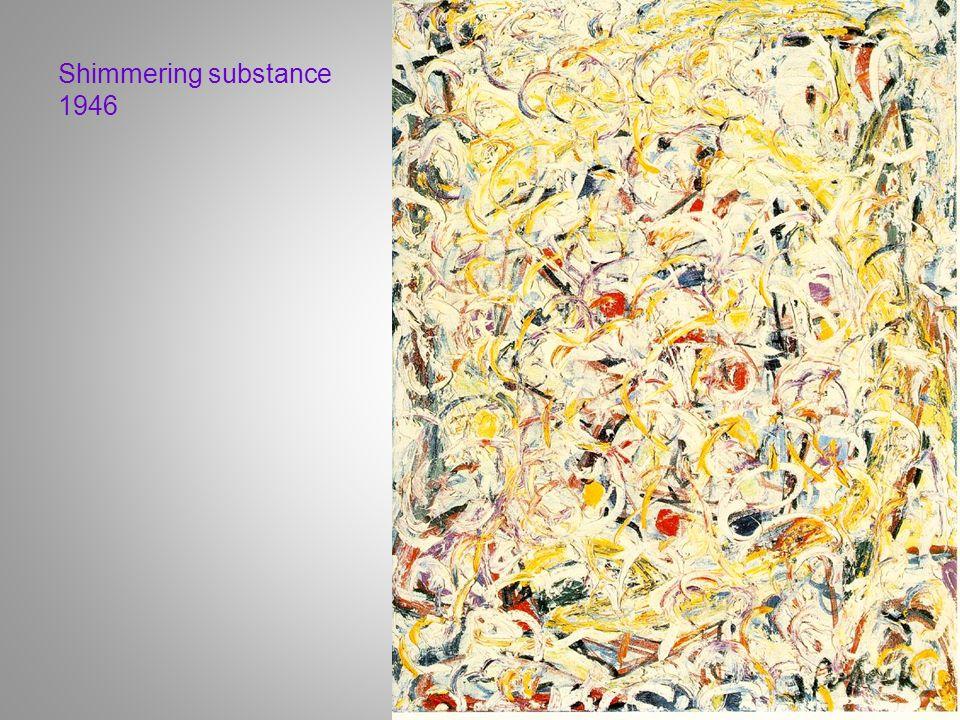 Shimmering substance 1946