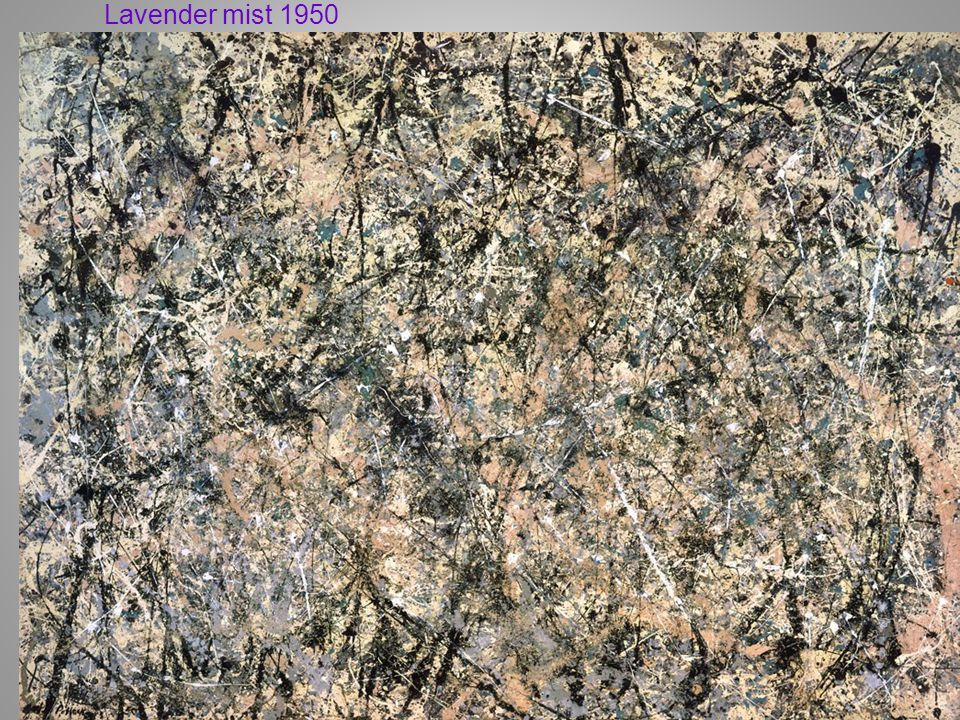 Lavender mist 1950