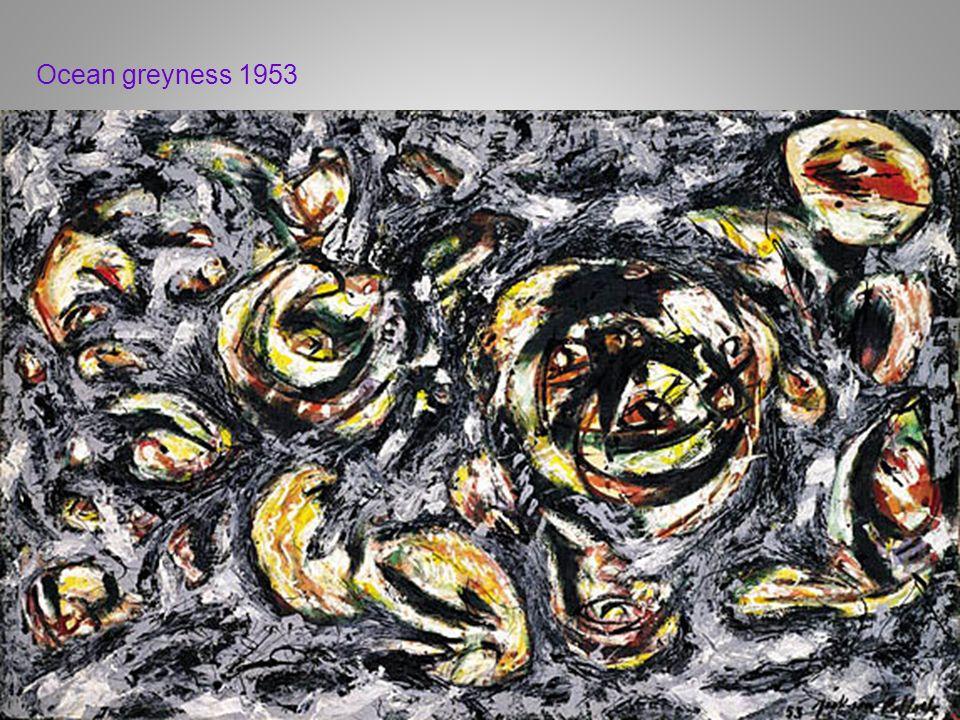 Ocean greyness 1953