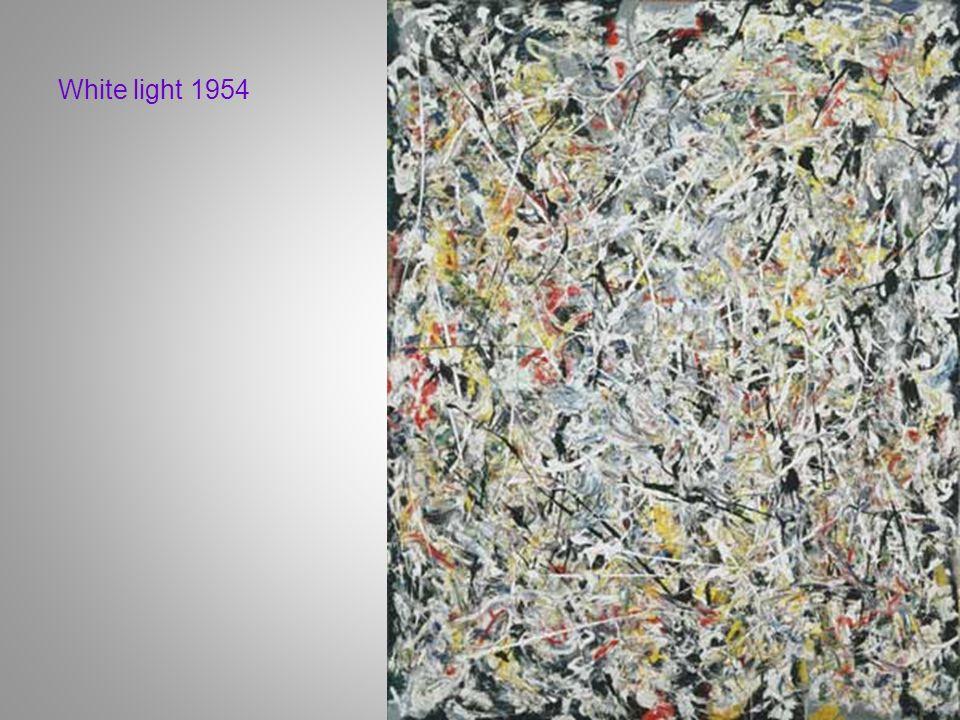 White light 1954
