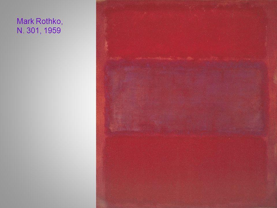 Mark Rothko, N. 301, 1959