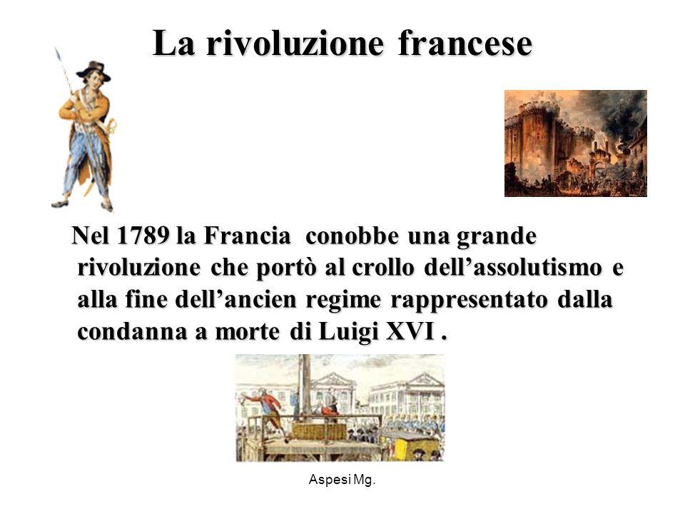 La rivoluzione francese